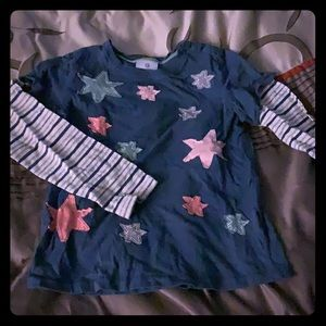 Hanna Andersson Girl's Top